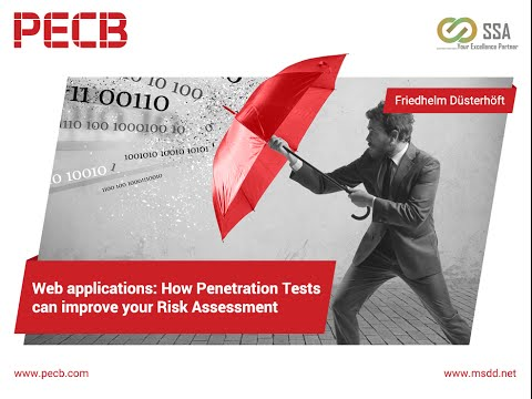 Web applications: How Penetration Tests can improve your Risk Assessment