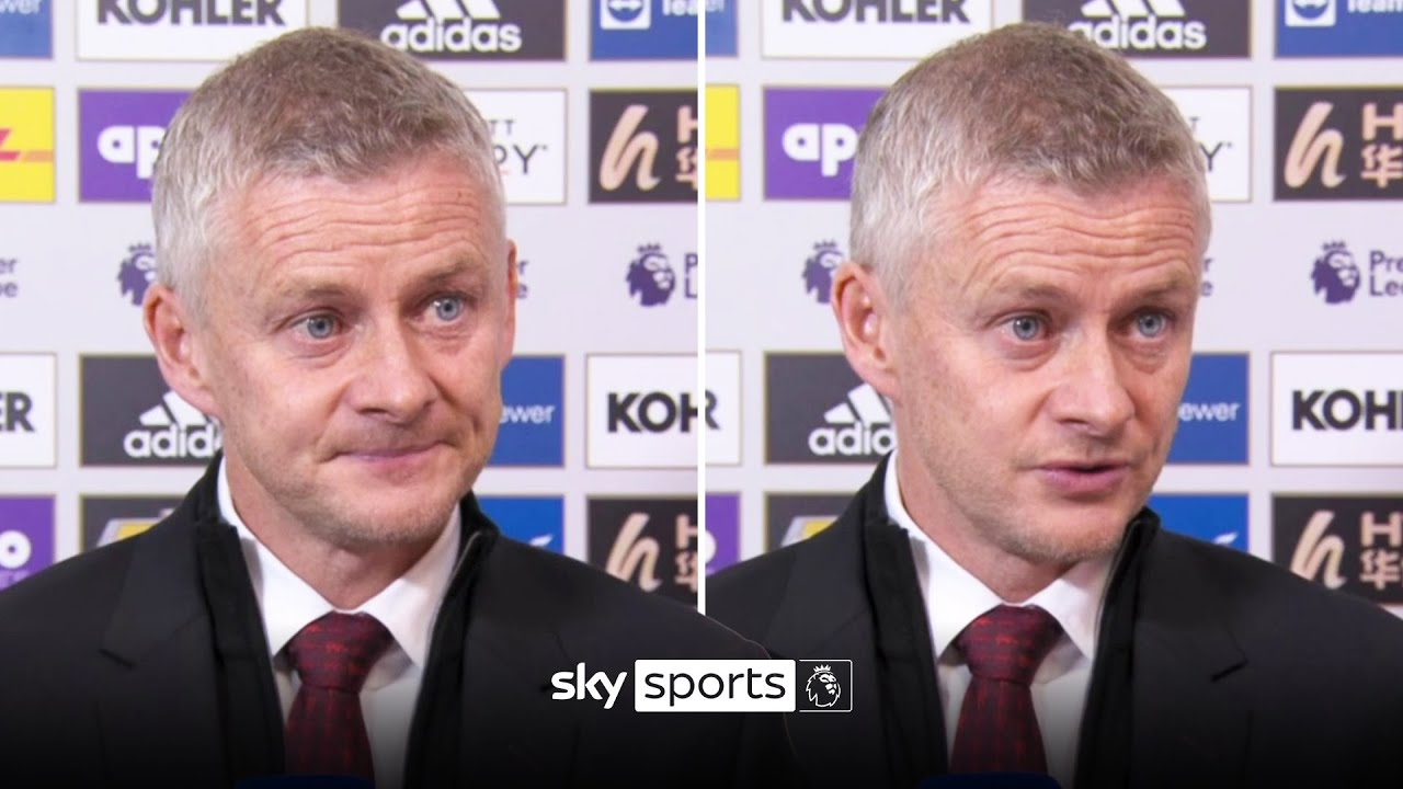 Manchester United's Ole Gunnar Solskjaer on Liverpool loss: My ...