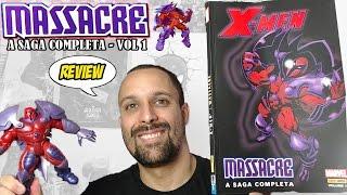 X-Men: Massacre - A Saga Completa Volume 1 [Review]