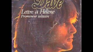 Dave - Lettre à Hélène