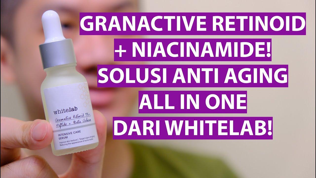 FIRST IMPRESSION Whitelab Intensive Care Serum Granactive Retinoid Generasi Terbaru - SkinOppa