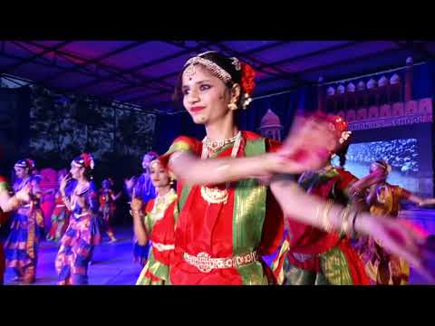 Bhartnatyam Dance, St. Mary Champion School -7