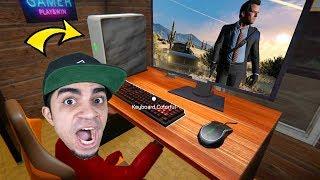 محاكي مقهى الألعاب #14 : المكان صار اسطوري Internet Cafe Simulator !!