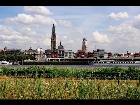 Antwerp, Flanders, Belgium - virtual tour