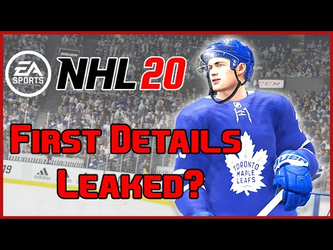NHL 20: First Details Leaked? - Sports Gamers Online