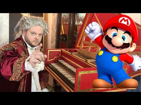 Mozart plays Super