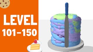 Icing On The Cake Game Walkthrough Level 101-150