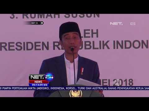 Presiden Jokowi Curhat Soal PKI - NET24
