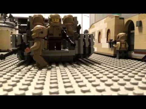LEGO Star Wars: First Order Transporter