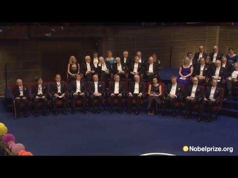 The Nobel Prize Award Ceremony 2014