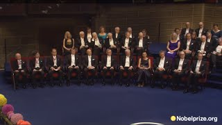 The Nobel Prize Award Ceremony 2014