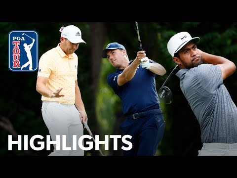 All the best shots from the Charles Schwab Challenge | 2021