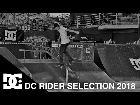 DC Rider Selection Malaysia 2018 Highlights