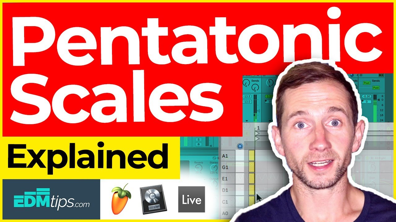 PENTATONIC SCALES Explained in 5 minutes - Super Simple! 🎹