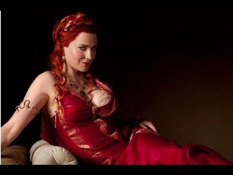 Spartacus lucy lawless and jaime murray 02