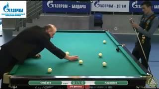 Чимбаев Ернар - Каранеев Aлихан