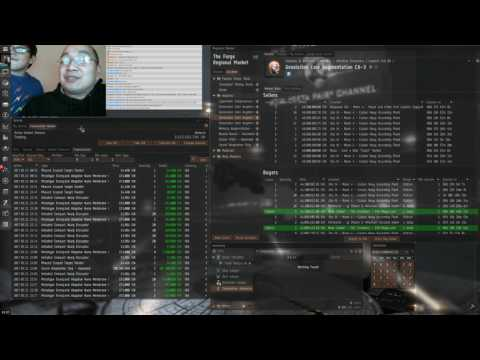 Eve Online Station Trader 3 21 2017