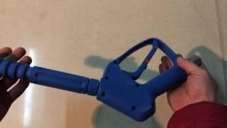 видео Пистолет для мойки самообслуживания