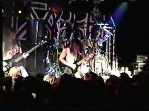 "DEATH Live Full Hour 7.22.93 Detroit MI ""Individual Thought Patterns Tour"""