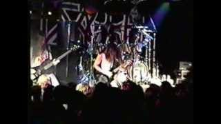 "DEATH Live Full Hour 7.22.93 Detroit MI ""Individual Thought Patterns Tour"""