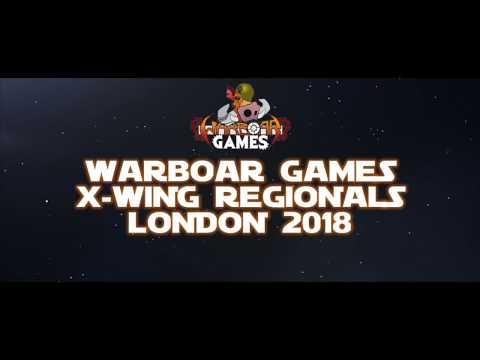 Warboar London Regional 2018 Top 16 James Finlayson Vs Ryan Davies