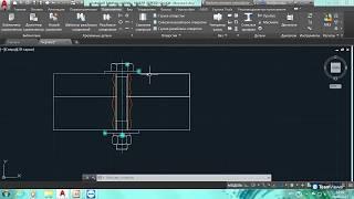 Создание конструкторской документации в AutoCAD Mechanical 2018