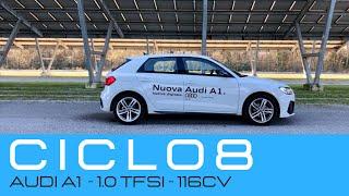 Audi A1 2019 | La piccola si fa grande! [ Prova su Strada ]
