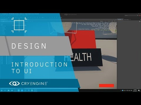 Intro to UI in CRYENGINE