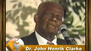 Dr John H  Clark African Wisdom