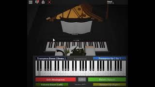 Roblox Piano| The Bright Future - Flappyb Ossashii(Notes In The Description)