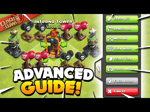 Advanced Base Building Guide (Clash of Clans)