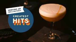 Is this Wellington's most popular cocktail?