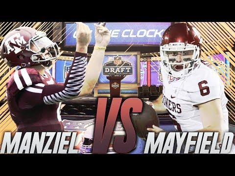 Is Baker Mayfield The Next Johnny Manziel?