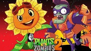 ✔️HOA MẶT TRỜI LỬA VÀ SIÊU NHÂN ZOMBIE | Plants Vs Zombies 2 HEROES | Hoa Quả Nổi Giận 2