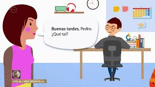 Szólalj meg! – spanyolul, 2017. március 13.