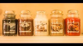 goose creek candle haul 2015