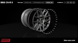 How can a wheel make a difference? How can a wheel revolutionize the way we approach safety and design?  For 50 years, the mission of BBS Wheels has remained unchanged- To adapt groundbreaking, championship-winning technologies, developed for motor sport,
