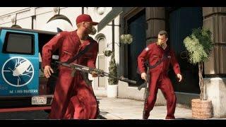 Как грабить в GTA 5 после миссий