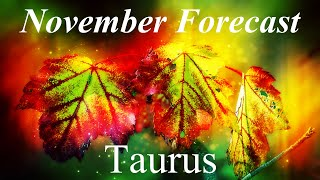 ♉️Taurus ~ Evolving Beyond The Past and Pain 🍁 November 2020 Forecast