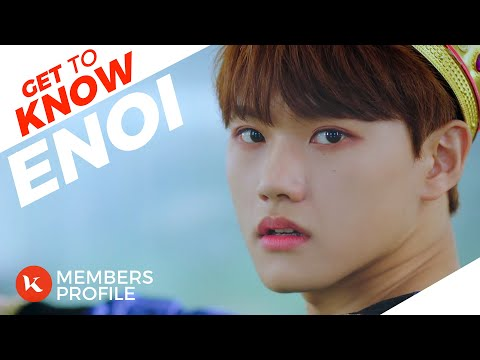 ENOi (이엔오아이) Members Profile (Birth Names, Birth Dates, Positions etc..) [Get To Know K-Pop]