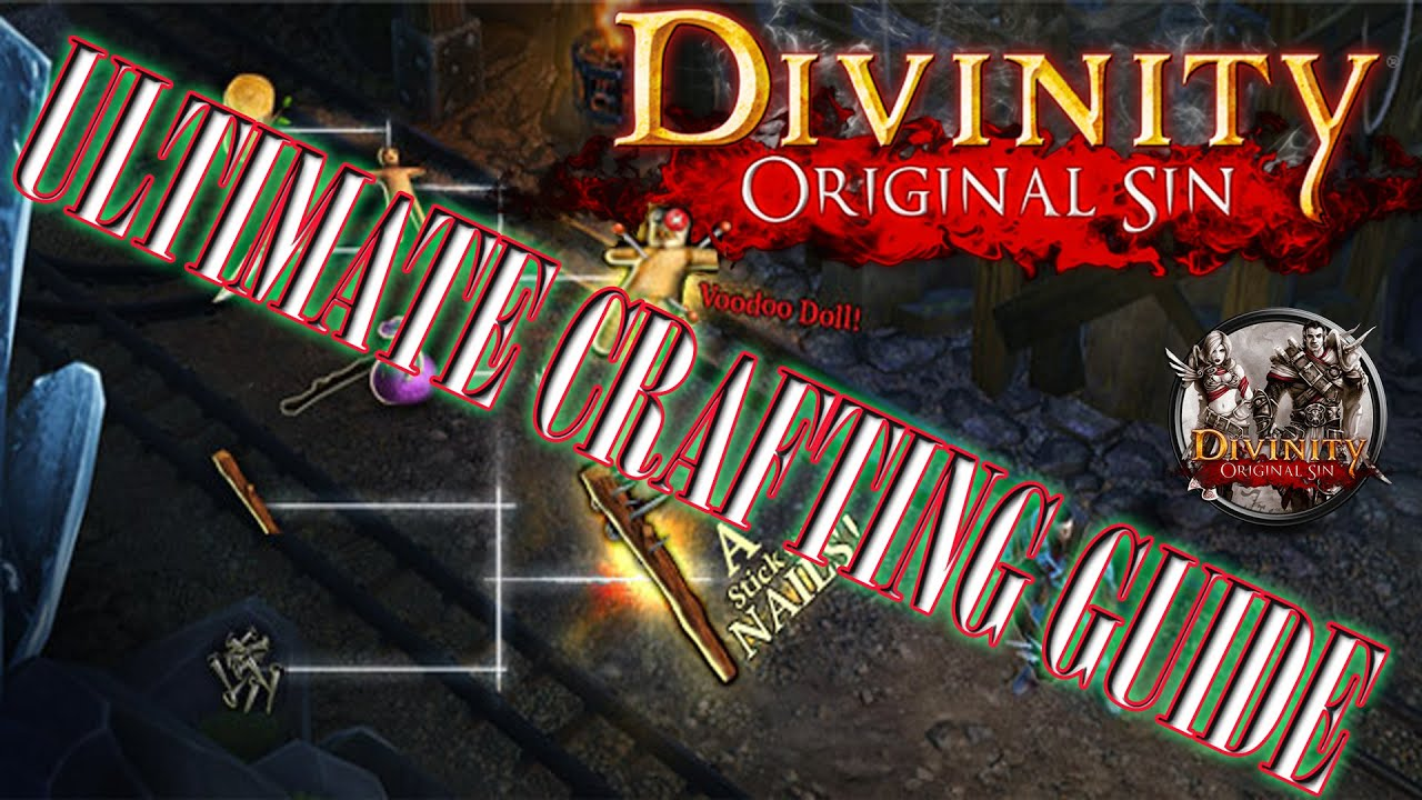Divinity Original Sin  Crafting Tips