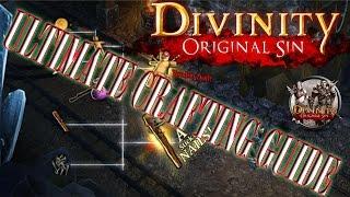 goblin cave divinity recipe