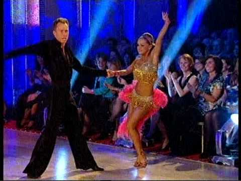 Bee Gees You Should Be Dancing Strictly Come Dancing BBC1 20091031