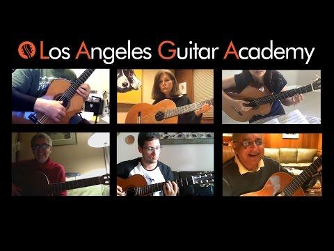 LAGA Live: Private Webcam Guitar Lessons