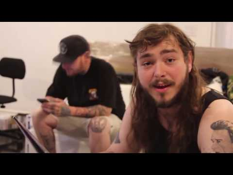 Post Malone Metal Moments Compilation