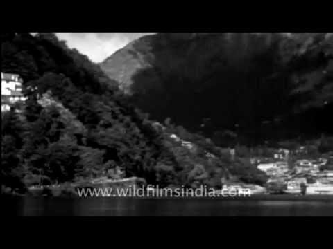 Archival footage of Jim Corbett himself, and Nainital!