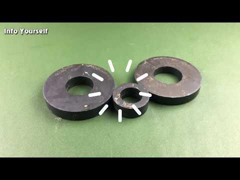 magnit bilan elektr energiyasini ishlab chiqaring.вырабатывайте электричество с помощью магнита .