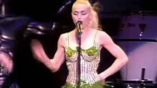 Madonna - Hanky Panky (Blond Ambition Tour Yokohama)