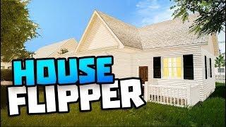 САМЫЙ ГРЯЗНЫЙ ДОМ! КАК УБРАТЬ? - House Flipper # 1