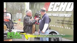 Andy Thompson from Florida Outdoor at Lane's Outdoor Equipment HD